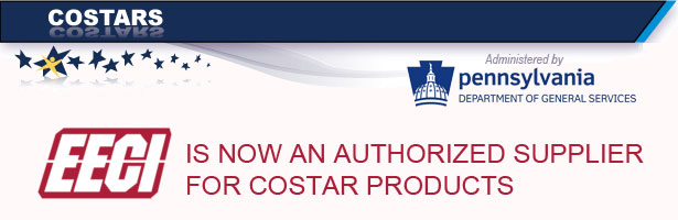 EECI is an Authorized COSTARS Vendor